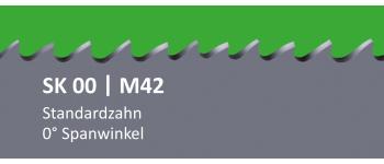 SK00 PONTUS M42 Bi-Metall Sägeband