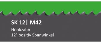 SK12 PONTUS M42 Bi-Metall Sägeband