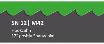 SN12 PONTUS M42 Bi-Metall Sägeband