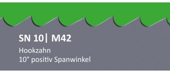 SN10 PONTUS M42 Bi-Metall Sägeband