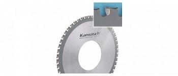 Orbitales Rohrkreissägeblatt Hartmetall-bestückt für Aluminium und Kupfer