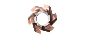 Bevel Mite Fräskopf 3.0 Tisinos®-Beschichtung Radius R2 - R3 - R4
