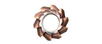 Bevel Mate Fräskopf 3.0 Tisinos®-Beschichtung Radius R2 - R3 - R4