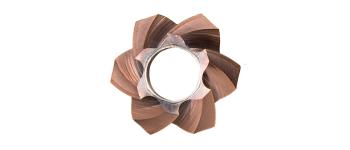 Bevel Mite Fräskopf 3.0 Tisinos®-Beschichtung 30° + 45° max Frästiefe 6 mm