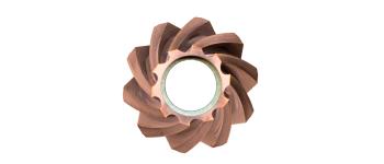 Bevel Mate Fräskopf 3.0 Tisinos®-Beschichtung 30° - 60° max Frästiefe 12 mm